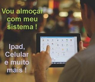 Sistema de Gestão ERP Ipad Tablet Iphone Smartphone Coletor de Dados - Software