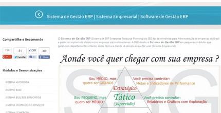 Novo Blog de Novidades da SBG Sistemas